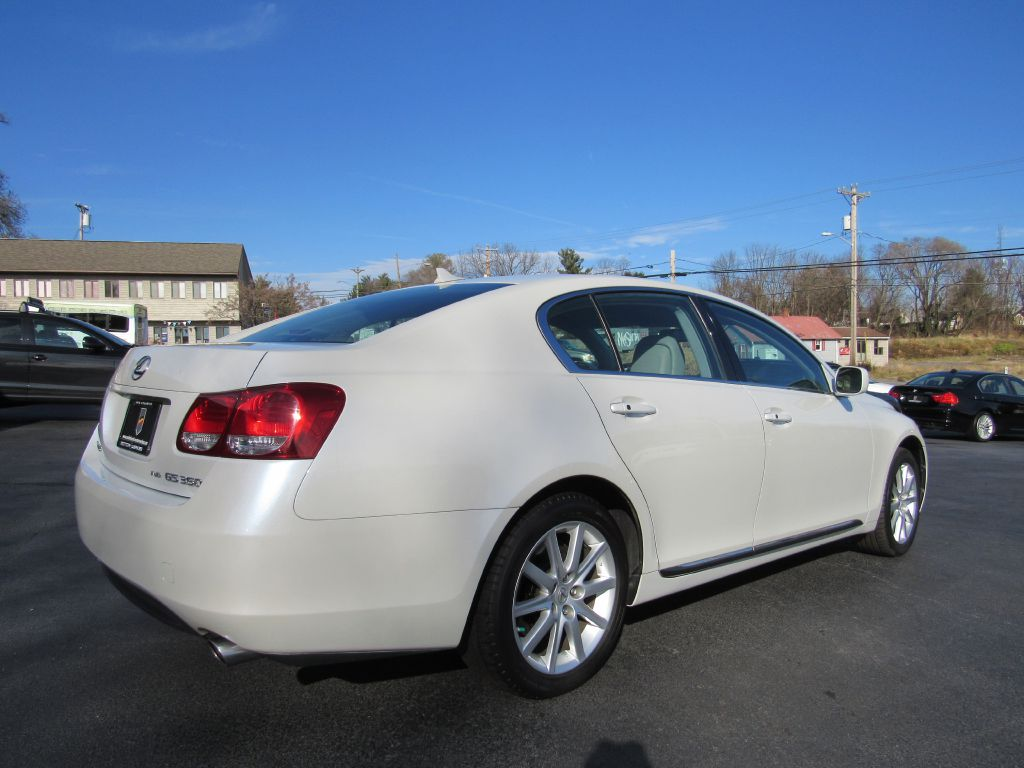 2007 Lexus GS 350 AWD Heated/Cooled Seats - Premium