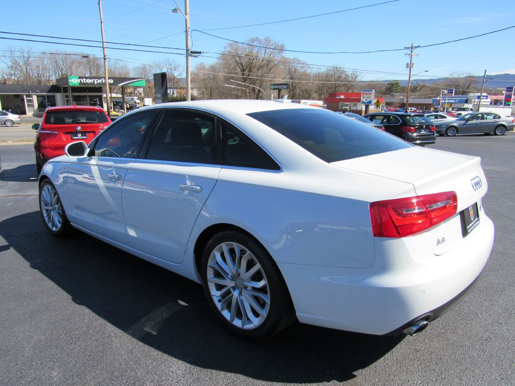 2013 Audi A6 V6 PREM PLUS V6 NAV-1 Owner-Only 22k Miles!