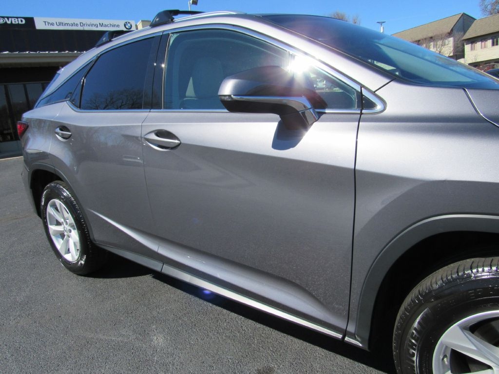2016 Lexus RX 350 AWD NAV-Blind Spot-Safety + System