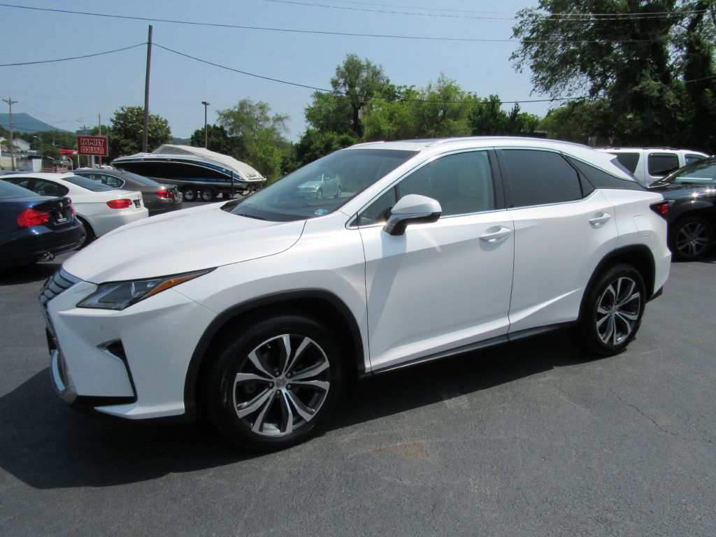 2016 Lexus RX 350 AWD Safety Plus Pkg-Blind Spot-NAV