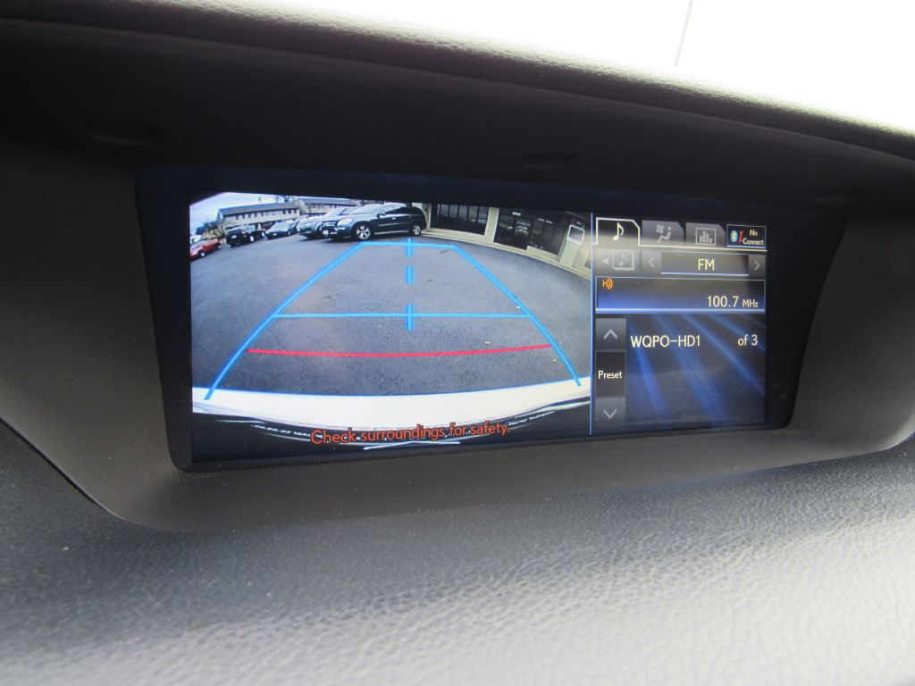 2013 Lexus GS 350 AWD F Sport NAV Blind Spot Camera