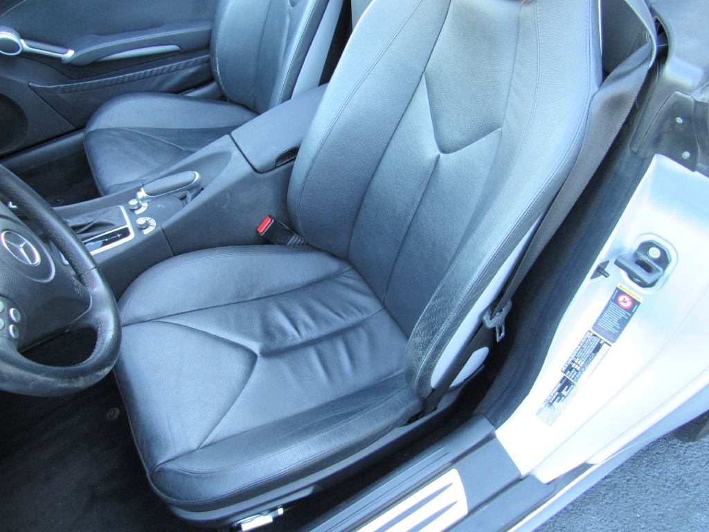 2005 Mercedes-Benz SLK350 ROADSTER Hardtop Convertible