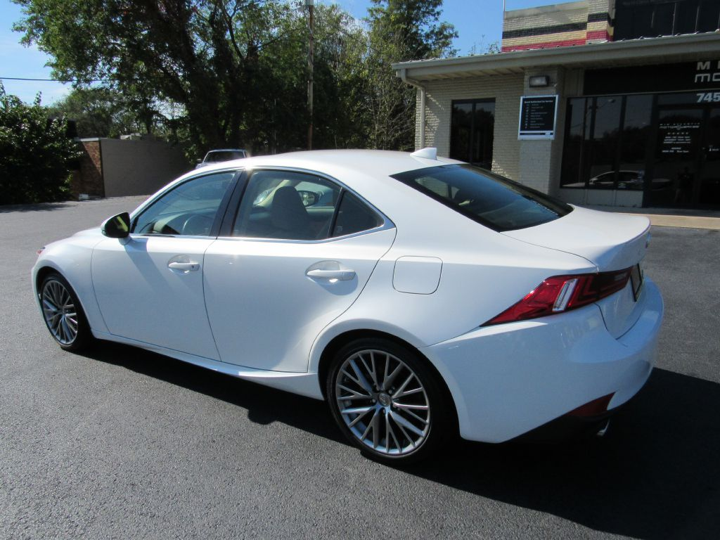 2015 Lexus IS 250 AWD AWD NAV Blind Spot Rear Camera