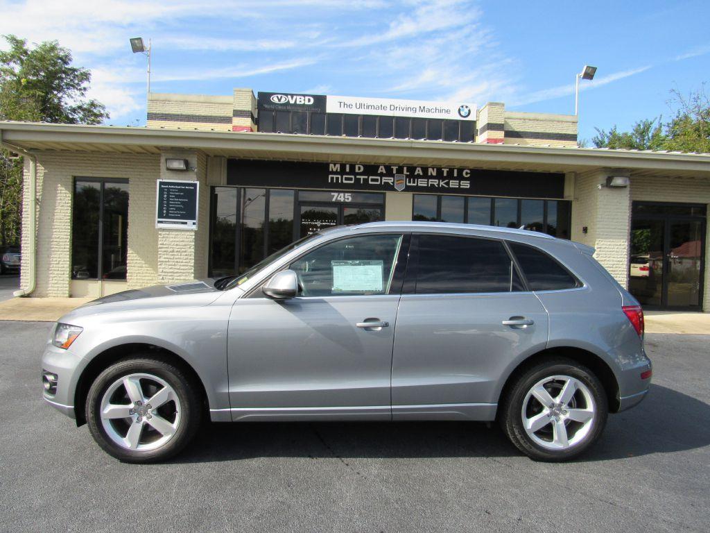 2010 Audi Q5 3.2L V6 Premium Plus Bang & Olufsen