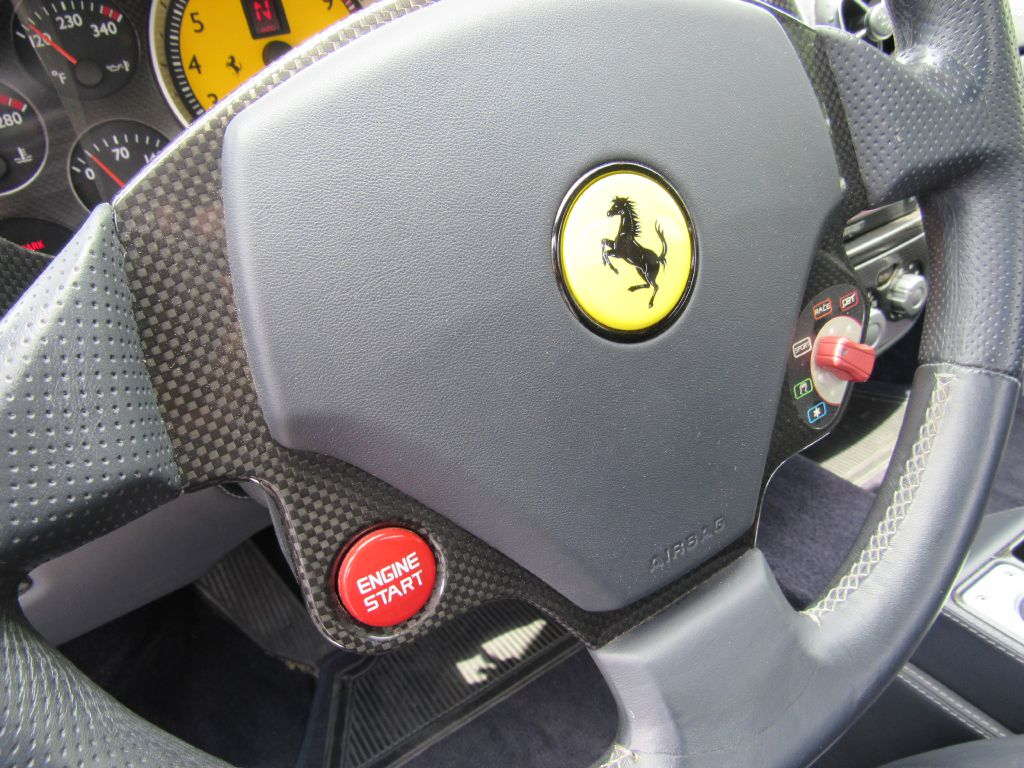 2007 Ferrari F430 SPIDER F1 $244161 MSRP - Well Documented