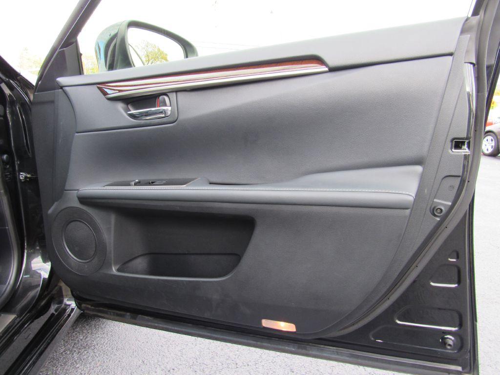 2016 Lexus ES 350 PREMIUM NAV w/ Blind Spot Monitor