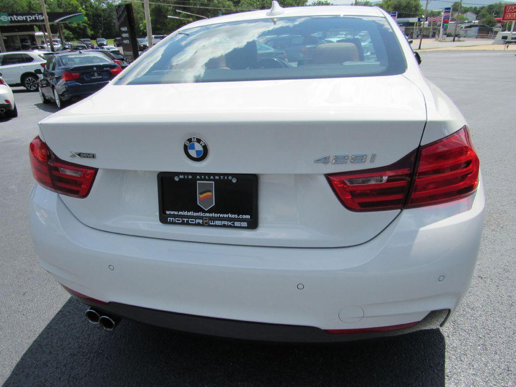 2016 BMW 428I XDRIVE ///M Sport NAV-Camera-1 Owner!