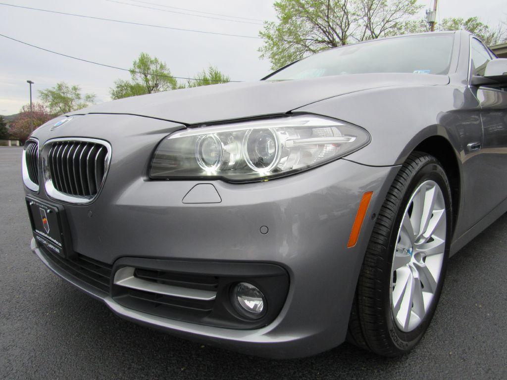 2016 BMW 535I XDRIVE NAV Blind Spot-4 NEW Tires-Loaded!