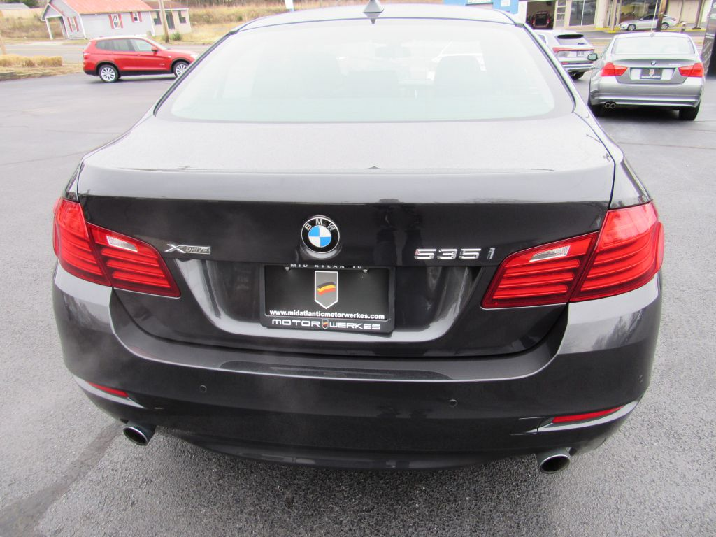 2016 BMW 535I XDRIVE NAV 1-Owner! Head-Up / Extra Clean