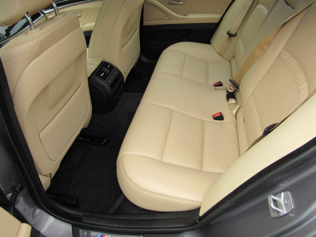 2016 BMW 535I XDRIVE NAV 1-Owner! ///MSport-Skyview Cam