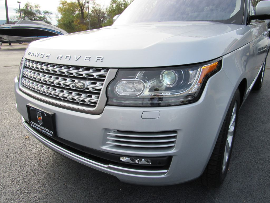 2016 Land Rover RANGE ROVER HSE LOW Miles! Factory Warranty!!