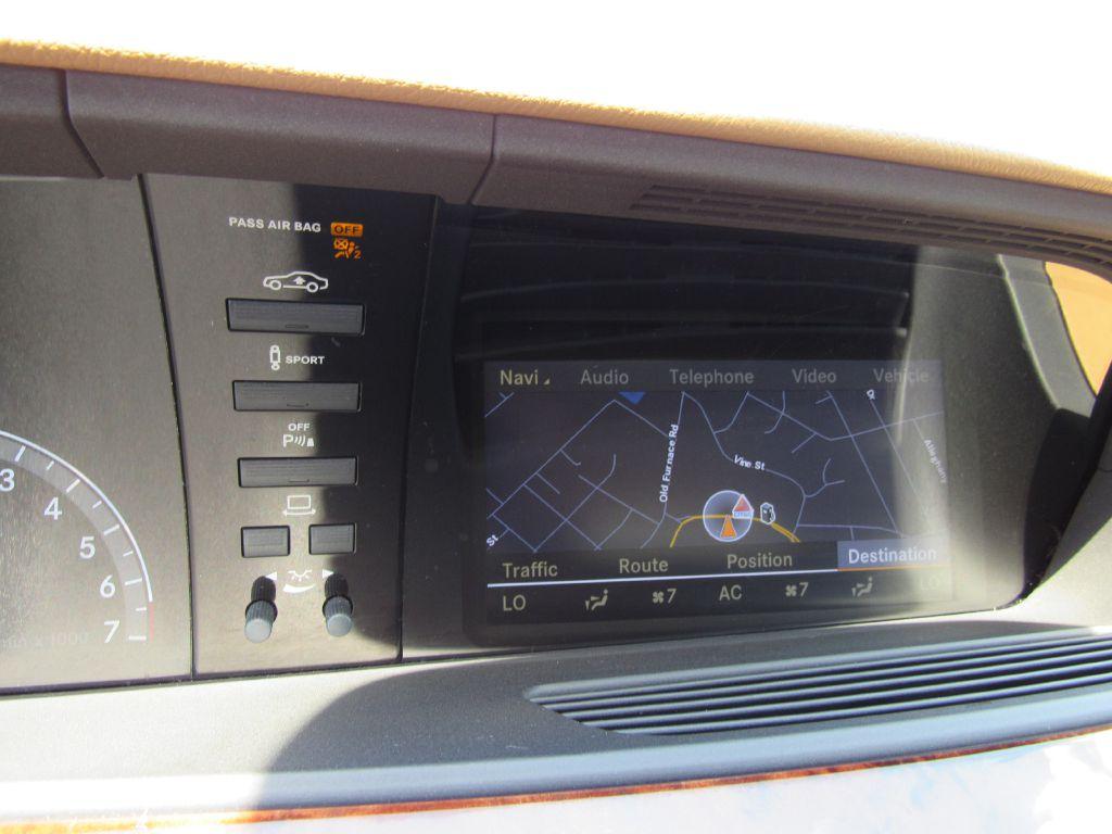 2010 Mercedes-Benz S550 4MATIC $120k MSRP! NAV-Camera-CLEAN!!