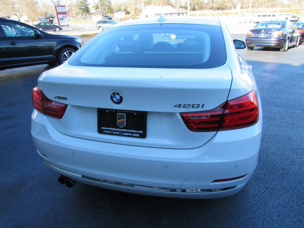 2015 BMW 428I XDRIVE LUX Blind Spot-NAV-Camera-Loaded!!