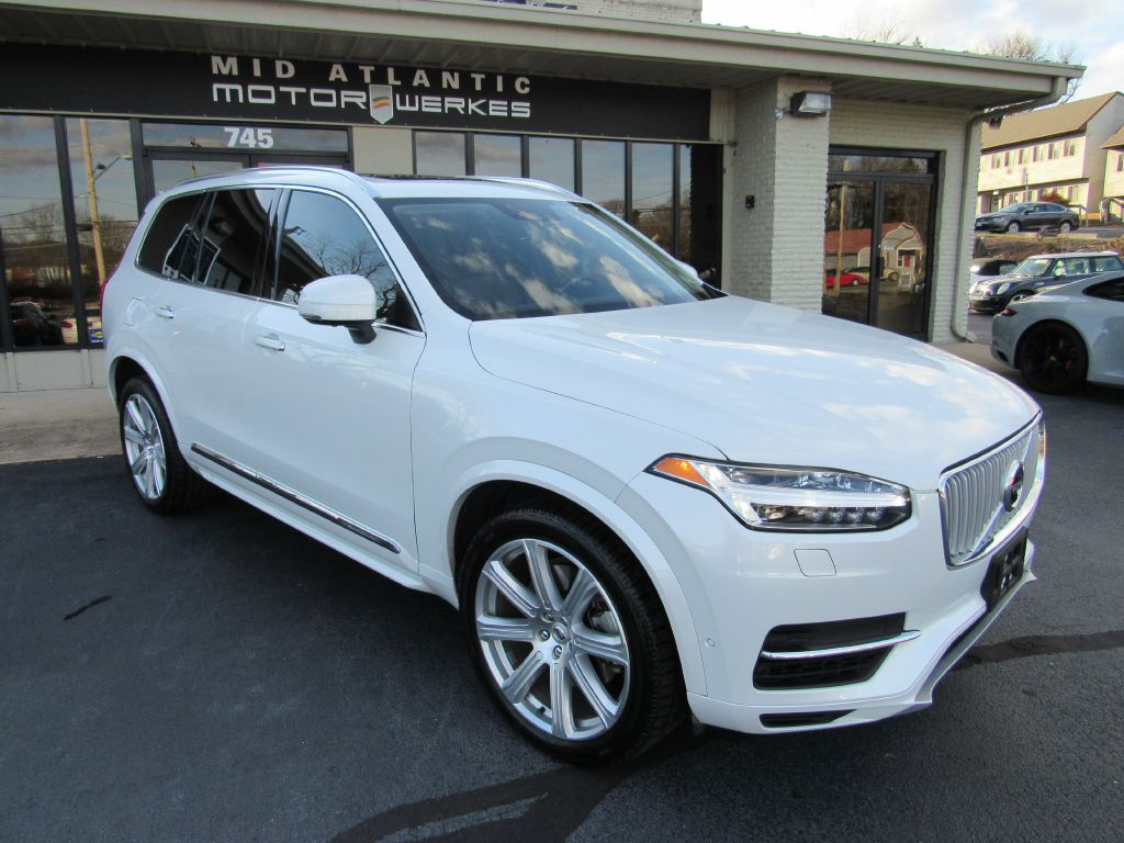 2018 Volvo XC90 T8 E-AWD INSCRIPTION-1 Owner! $78k MSRP