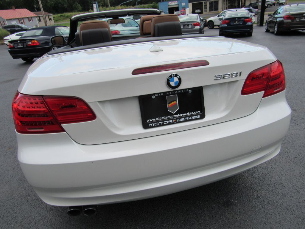2013 BMW 328 CONVERTIBLE Premium-Cold Weather-Clean!