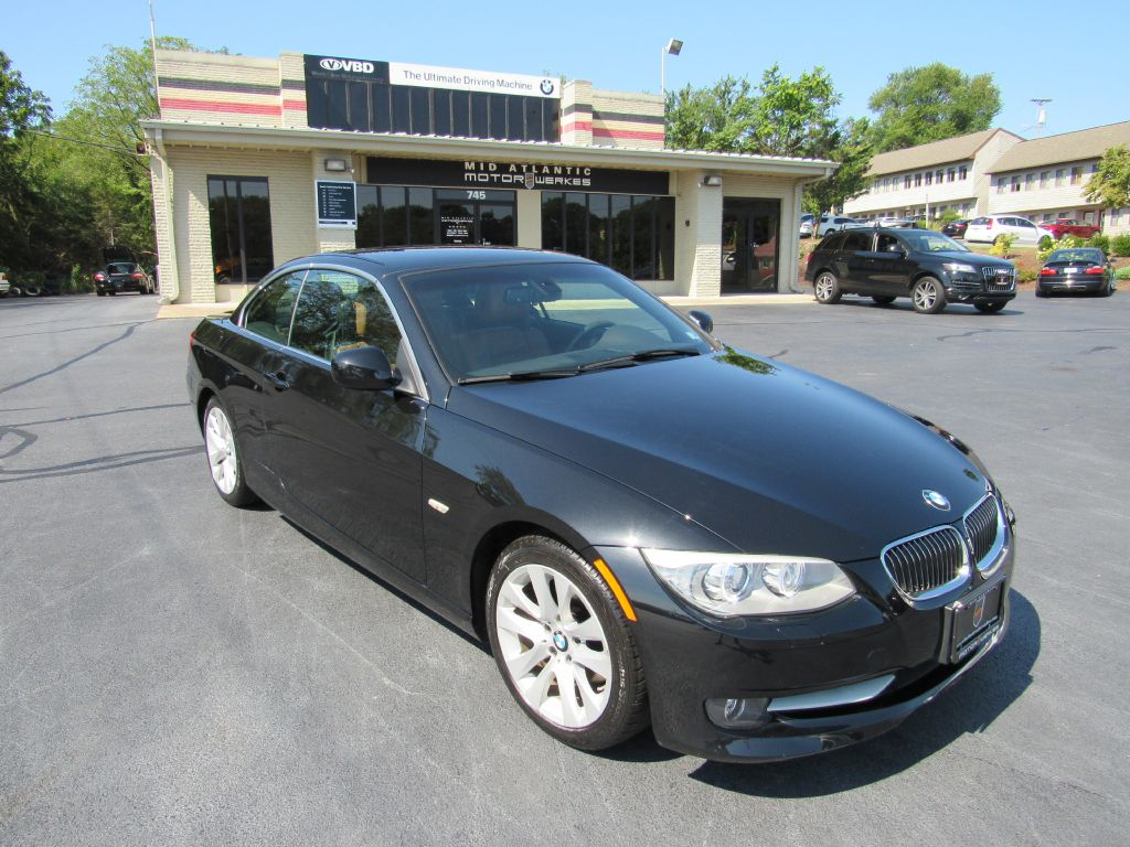 2011 BMW 328 CONVERTIBLE 45k Miles! Heated Seats-Clean!
