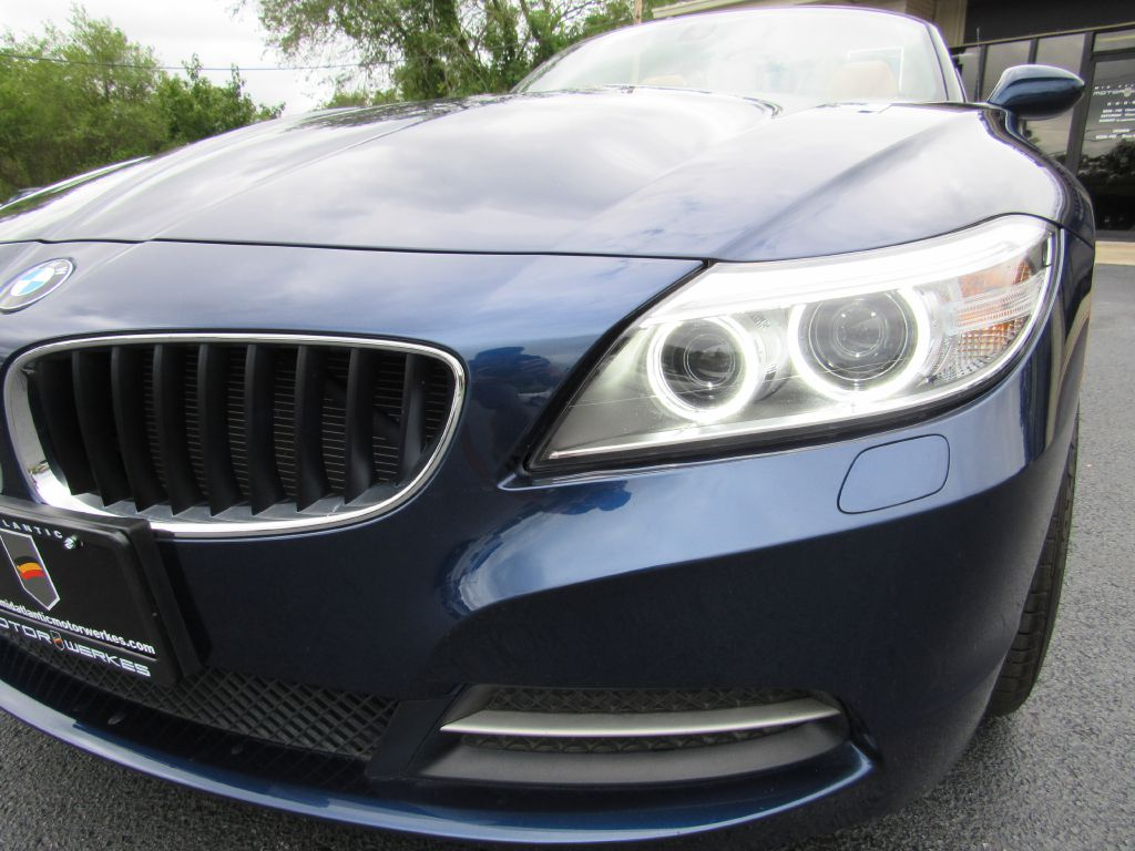 2015 BMW Z4 28I SDRIVE $52k MSRP-Premium-Heated!