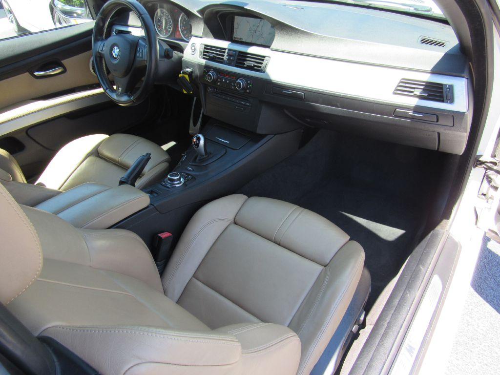 2011 BMW M3 CONVERTIBLE NAV DCT Heated Seats