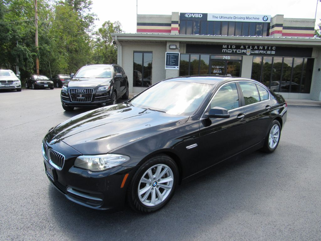 2014 BMW 528I XDRIVE NAV REAR CAMERA