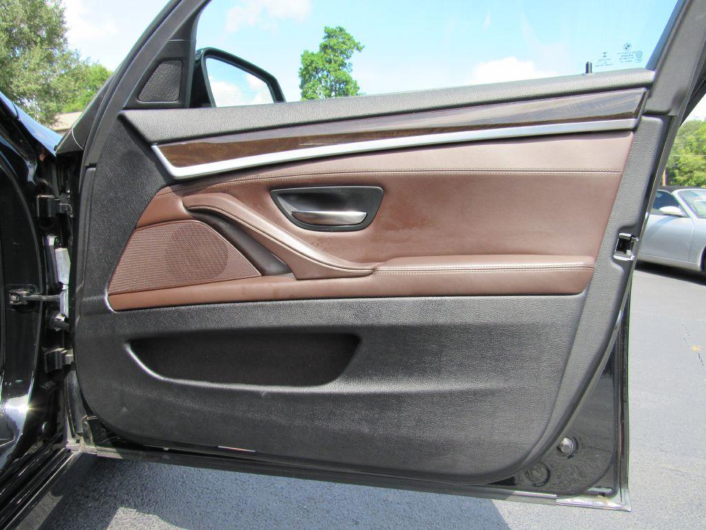 2015 BMW 528I XDRIVE Luxury Line NAV Rear Camera