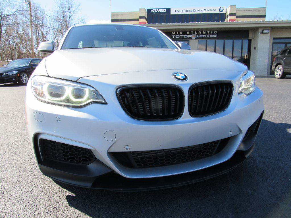 2016 BMW M235I XDRIVE NAV-Camera-H/K Audio-1 Owner!