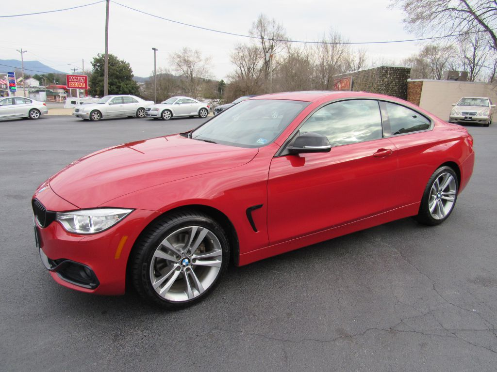 2014 BMW 428I XDRIVE Coupe Sport Line NAV H/K Audio