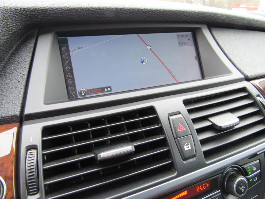 2011 BMW X5 XDRIVE 35I NAV Camera Rear DVD 1 Owner!