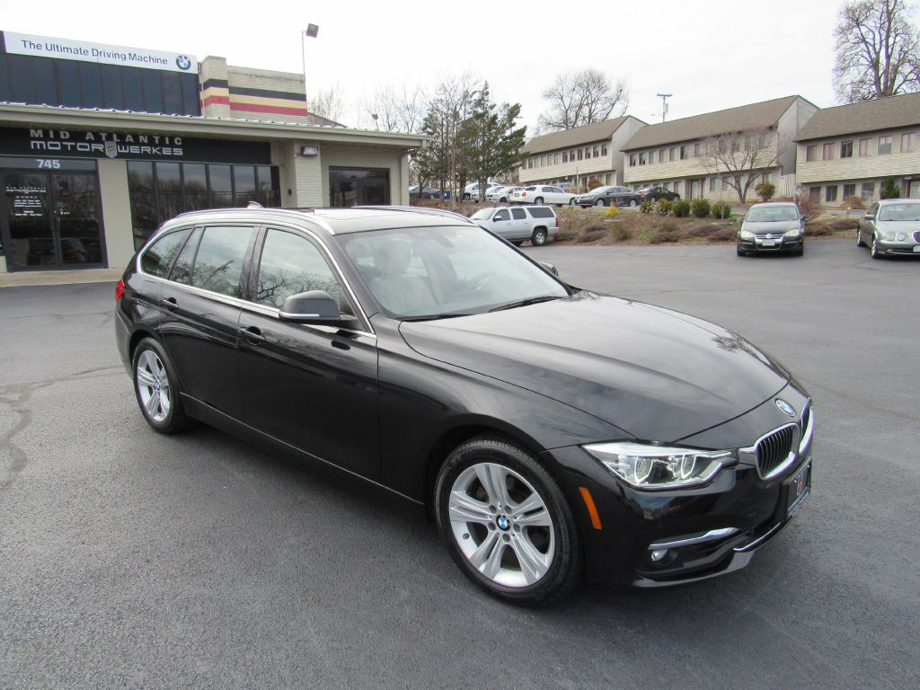 2016 BMW 328I XDRIVE Wagon-Sport Pkg-Camera-NAV!