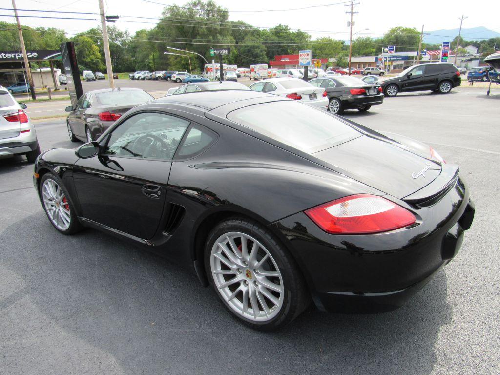 2008 Porsche CAYMAN S MANUAL S