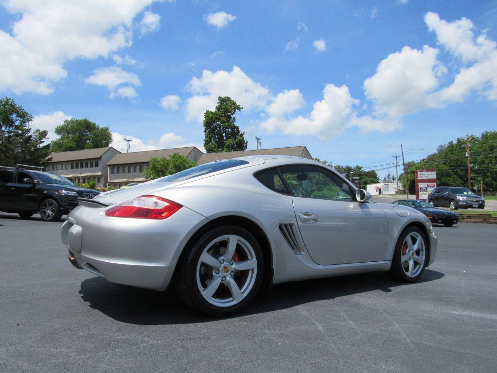 2008 Porsche CAYMAN S MANUAL Fresh Service! 6-Spd CLEAN!!!