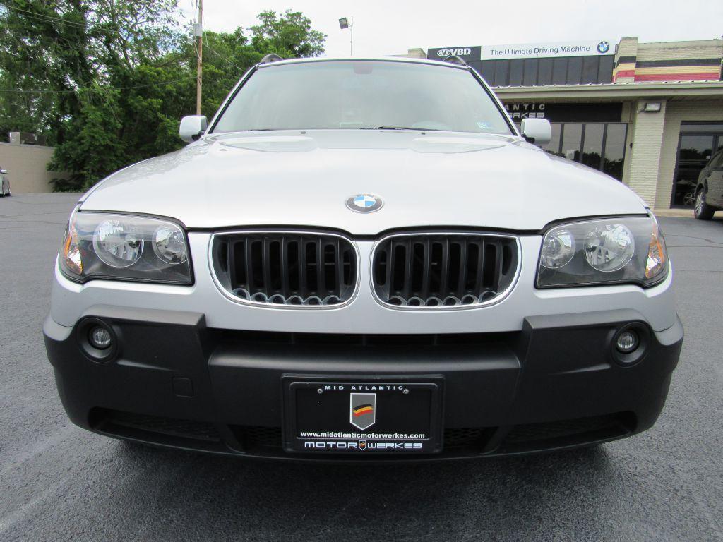 2004 BMW X3 XDRIVE 25I Very Clean! xDrive AWD