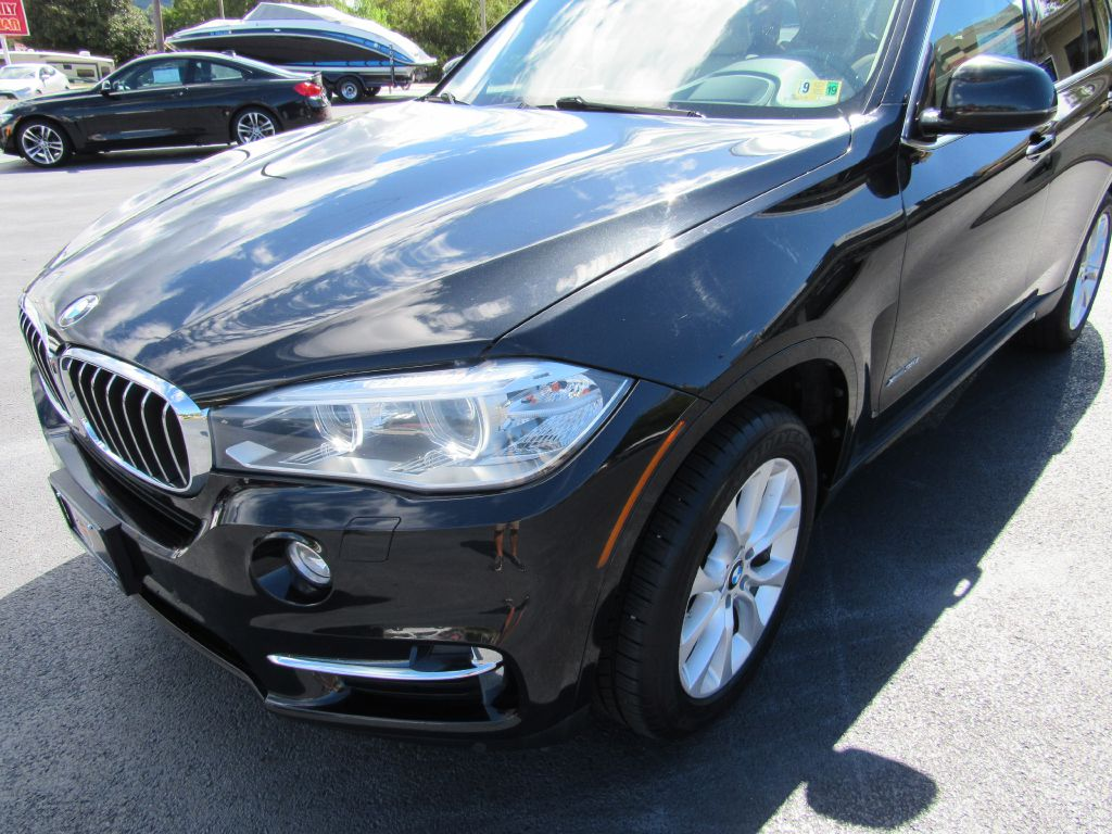 2014 BMW X5 XDRIVE 35I LUX Pkg Head Up Display NAV