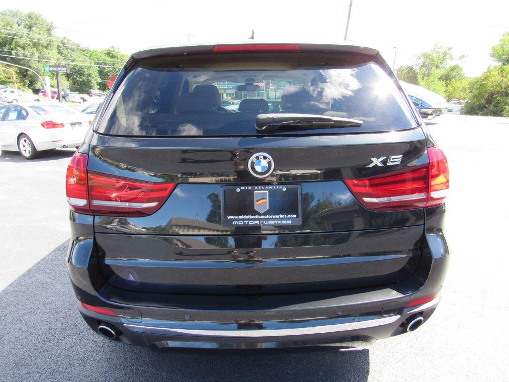 2014 BMW X5 XDRIVE 35I LUX Pkg Head Up Display NAV
