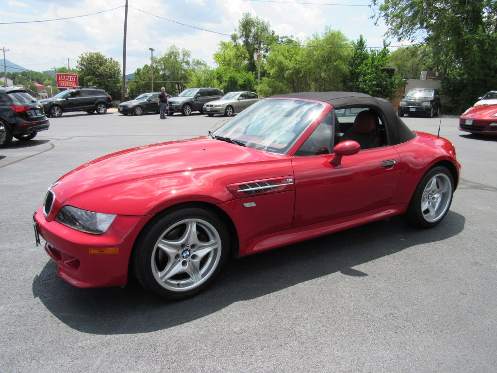 1999 BMW M ROADSTER 5 Speed Manual - Local History