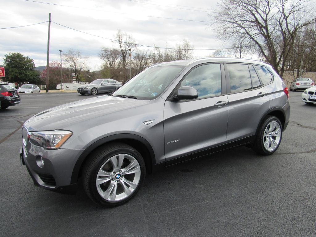 2016 BMW X3 XDRIVE 28I Premium-AWD-Rear Camera!