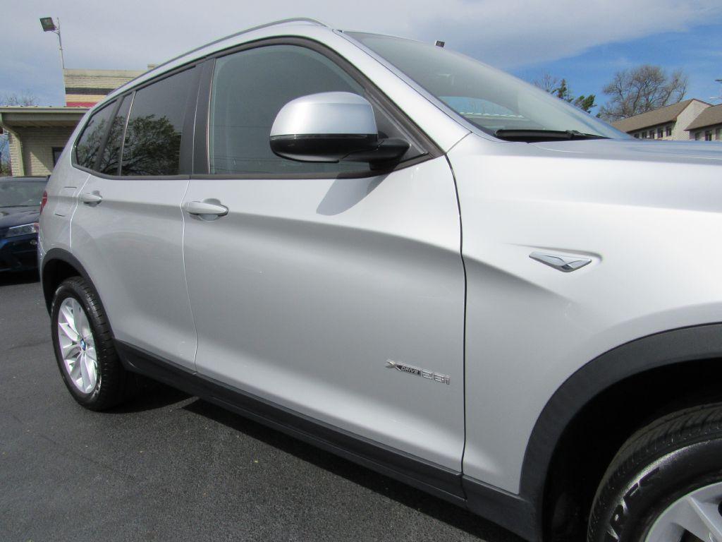 2016 BMW X3 XDRIVE 28I NAV-Camera-Factory Warranty!