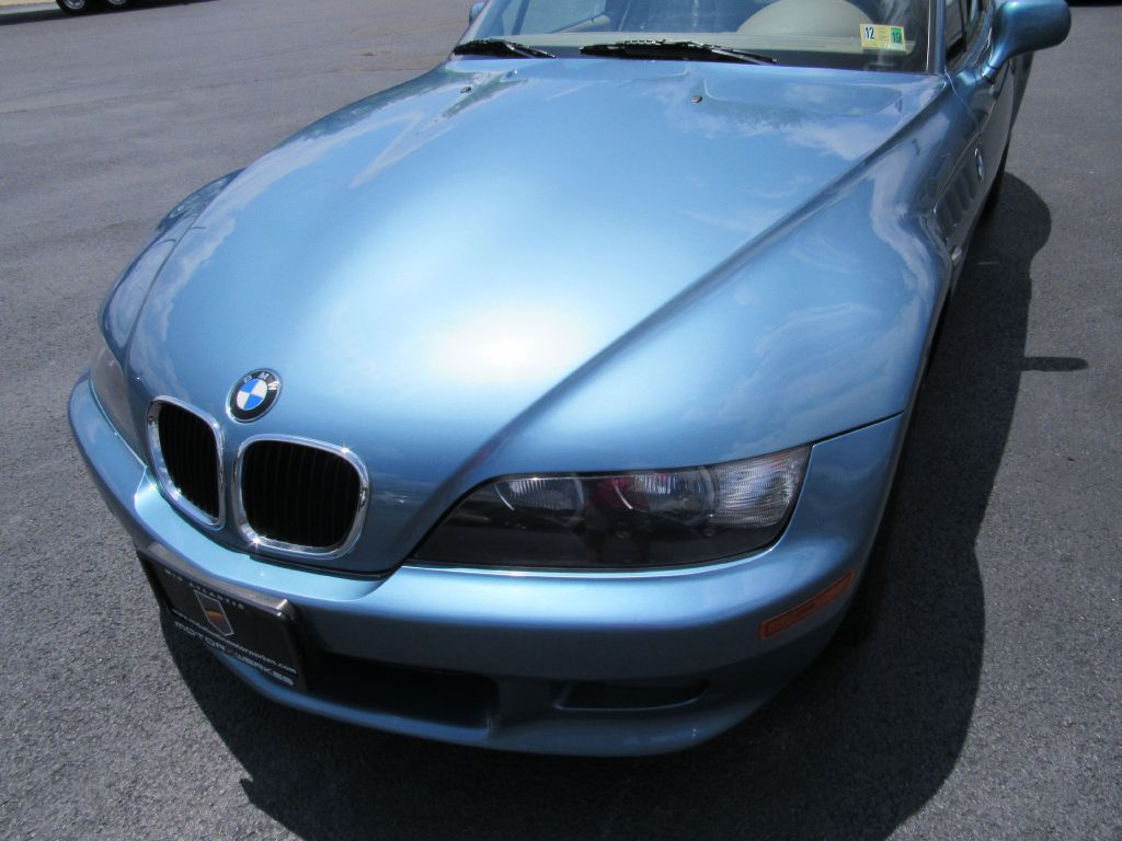 2000 BMW Z3 2.3 SPORT 36,000 Miles! Manual Gearbox!