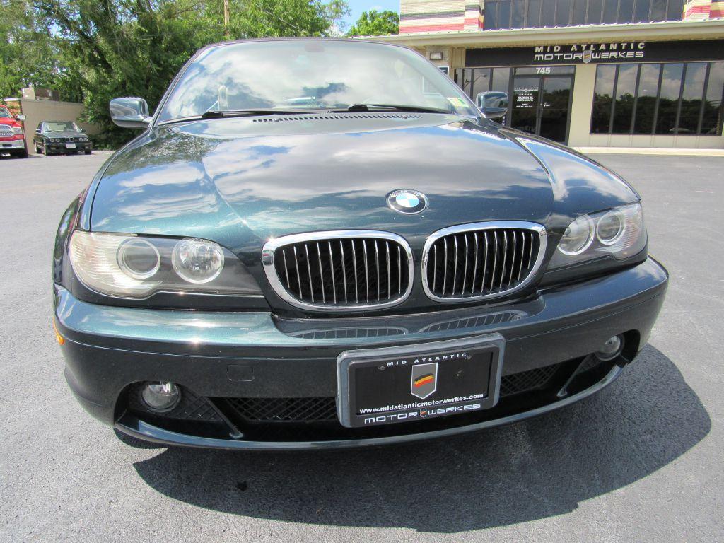 2006 BMW 330 CONVERTIBLE Sport Pkg-Local Trade-2 Keys