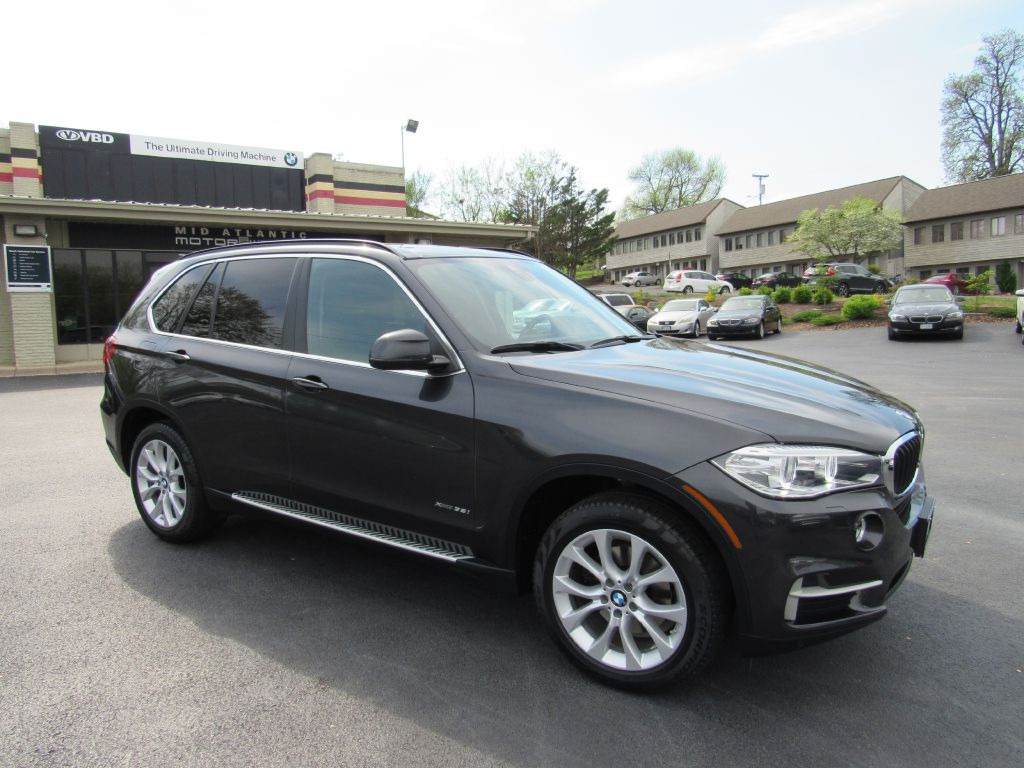 2016 BMW X5 35I XDRIVE NAV-Blind Spot-1 Owner! DEAL!!