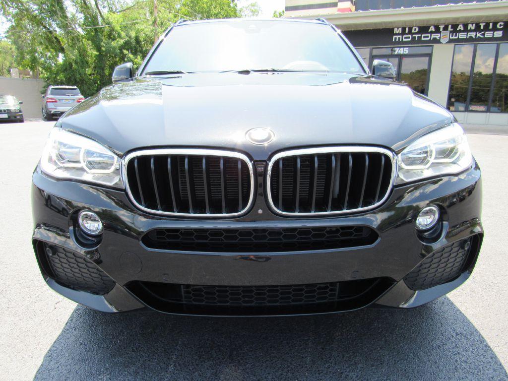 2016 BMW X5 35I XDRIVE ///M Sport-H/K-Skyview-LOADED!