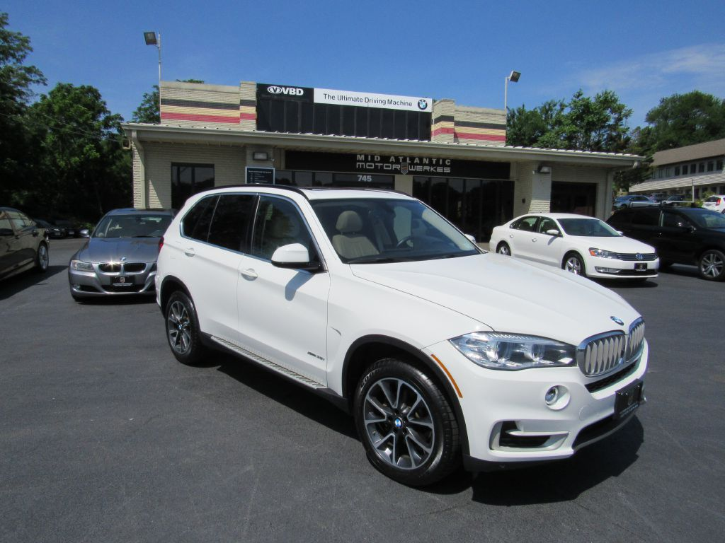 2016 BMW X5 35I XDRIVE X-LINE / 4 NEW Tires! Loaded!!