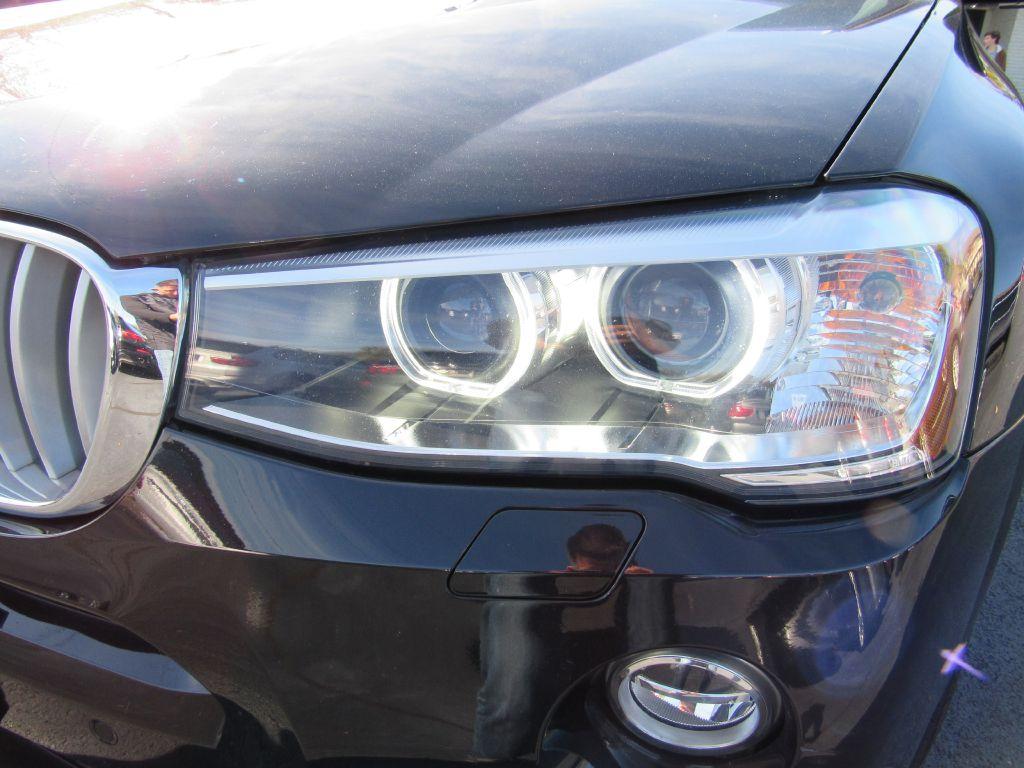 2017 BMW X3 XDRIVE 28I ///M Sport-NAV-Camera-1 Owner!