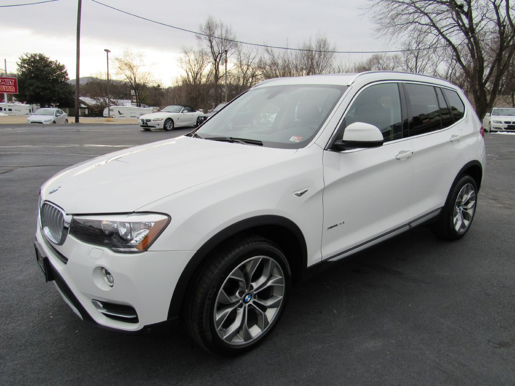 2017 BMW X3 XDRIVE 28I XLine Pkg-NEW Tires-Camera/NAV