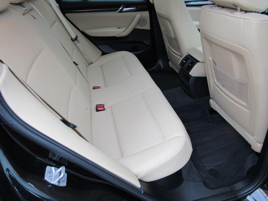 2017 BMW X3 XDRIVE 28I Heated Seats - Rear Camera