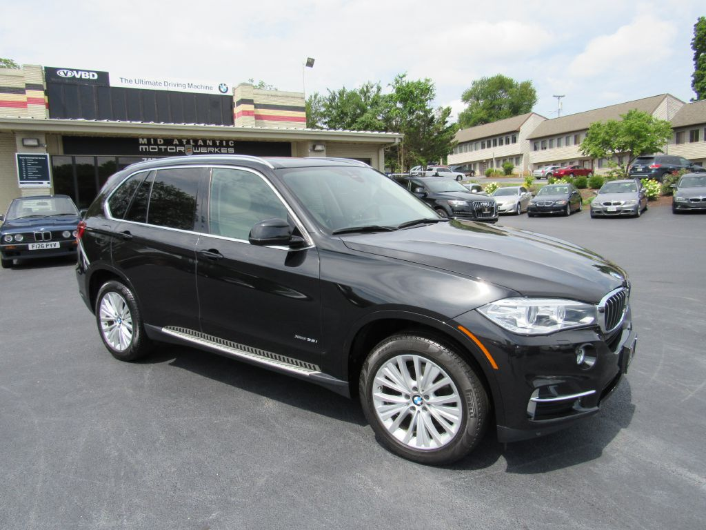 2016 BMW X5 35I XDRIVE 1-Owner! Blind Spot-NAV-CLEAN!