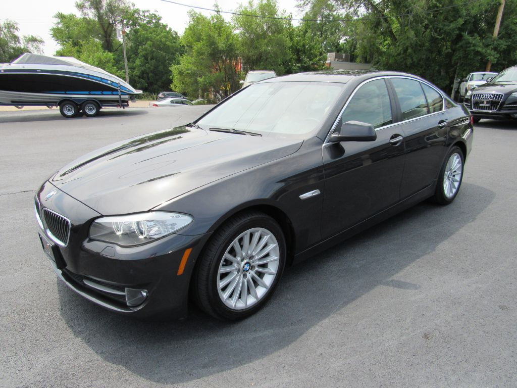 2013 BMW 535I XDRIVE NAV $64k Sticker! Blind Spot-NAV!