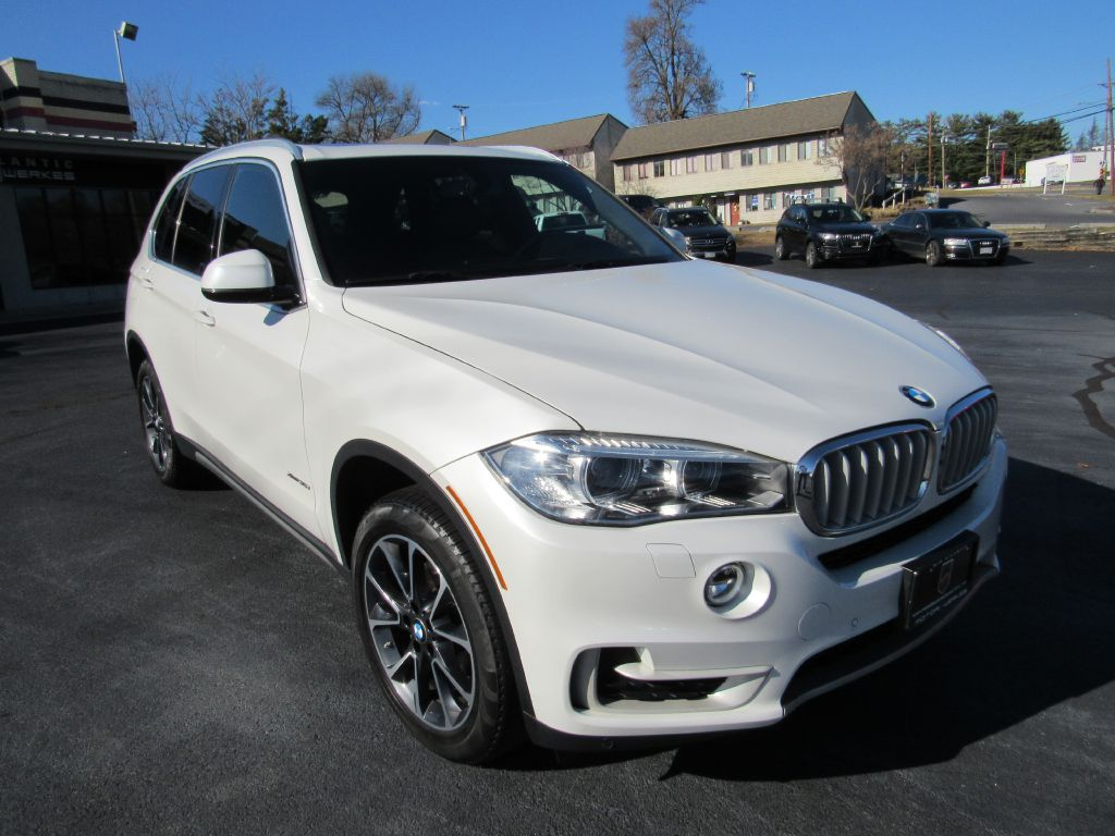 2017 BMW X5 35I XDRIVE XLine Pkg-NAV-Factory Warranty