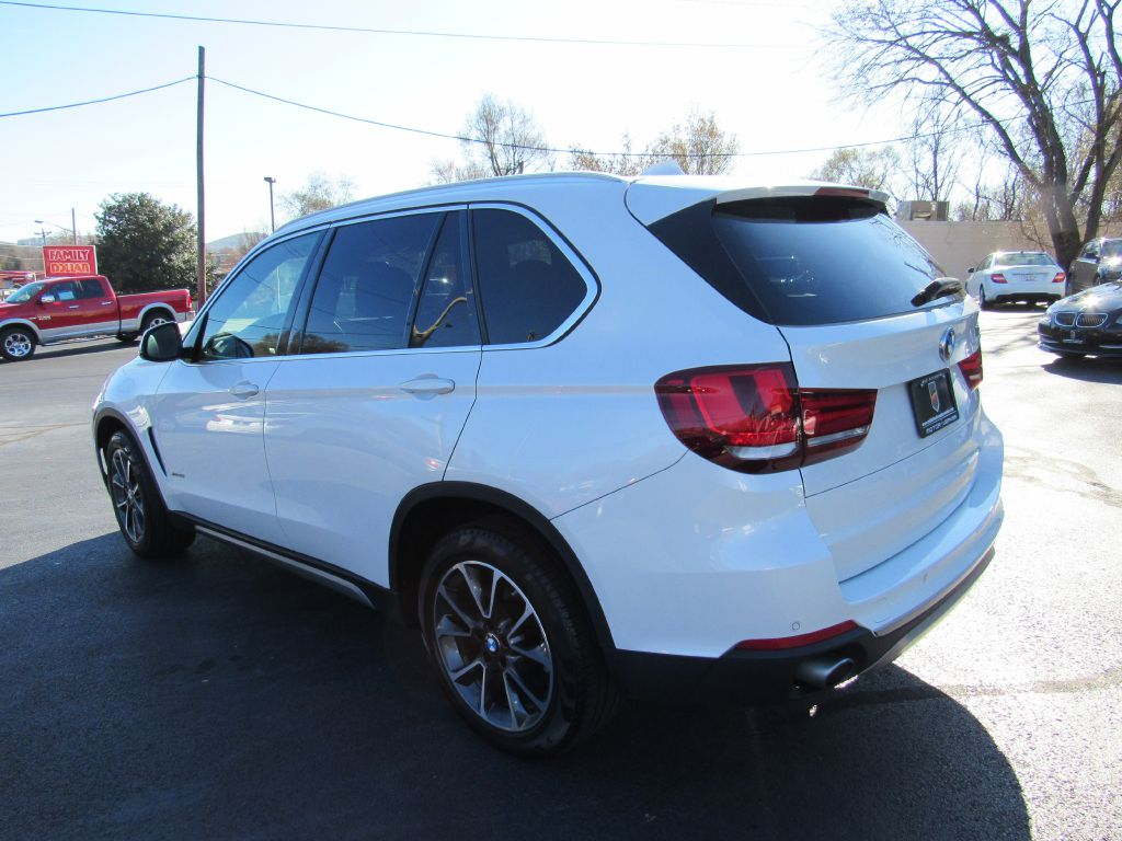 2017 Bmw X5 35i Xdrive Xline Pkg Nav Factory Warranty