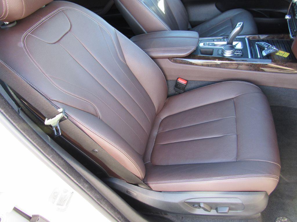 2017 BMW X5 35I XDRIVE XLine Pkg-NAV-Factory Warranty