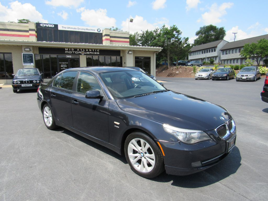 2010 BMW 535I XDRIVE NAV 6-Speed Manual! 4 NEW Tires!